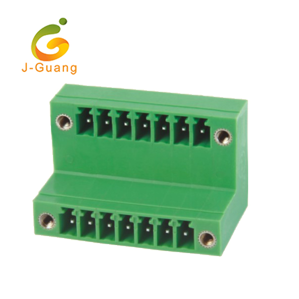 Low MOQ for Vga Connector - pluggable terminal block, 2EDGRTM-3.5 3.81, pcb terminal block	 – J-Guang