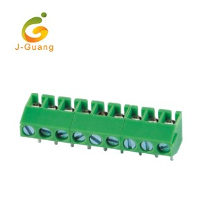 Chinese wholesale Wire Terminal Blocks - 350R-3.5 396R-3.96 Original Manufacturer Low Price Right Angle Screw Terminals – J-Guang