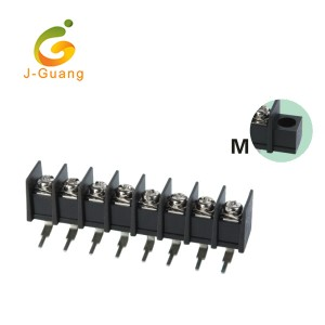 China New Product Automotive Reflector - 45R-9.5 9.5mm Barrier Type Electric Terminal Blocks – J-Guang