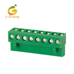 Short Lead Time for Connector Block - pluggable terminal block, HT508K-5.08, terminal strip connector, screw terminal block connector pluggable type – J-Guang