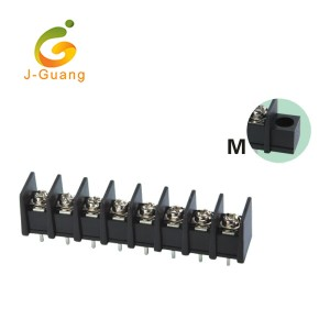 Factory directly supply Ribbon Connector - 35S-8.25 Pitch 8.25mm Barrier strips Wire Terminal Blocks – J-Guang