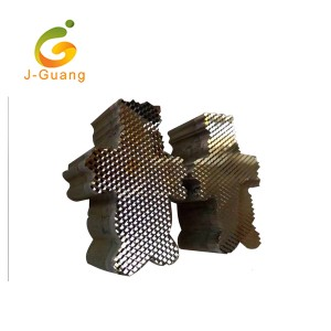 JG-E-03 OEM Bee Shape Walking Safety Reflex Reflector Electroform