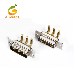 100% Original Factory Ribbon Cable Connectors - JG134-J 3P 3w3 Wire Female 10A 20A 30A 40A Power D-sub Connectors  – J-Guang