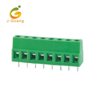 128-5.0 5.08 7.5 7.62 Green Blue Color 2 Pin Terminal Block Connector