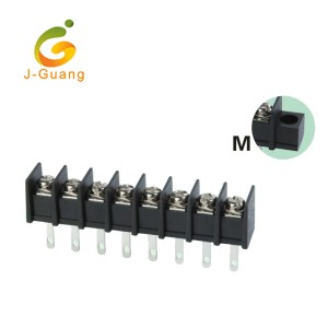 Good quality Breadboard Wires - 45H-9.5 300V/25A PA66 UL 94V-0 Barrier Terminal Blocks – J-Guang