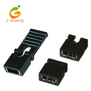 China Factory for Pcb Screw Terminal Block - Factory Directly supply Mini Jumper Micro Jumper 2pin 2.54mm With Tab Or Not – J-Guang