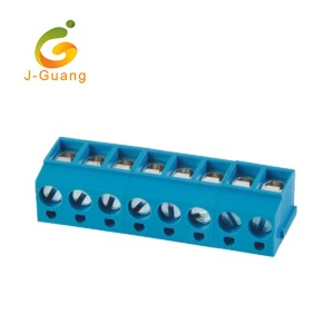 Wholesale Zero Insertion Force - 300R-5.0 12.5mm Height Right Angle Pin Screw Terminal Block Connector	 – J-Guang