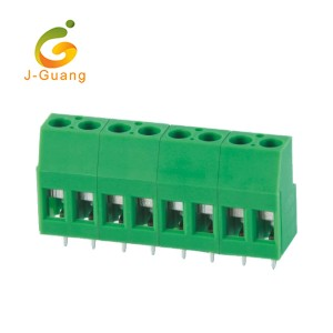 129-5.0 5.08 7.5 7.62 Chinese Manufacturer Green 2 Pin Terminal Block Connector