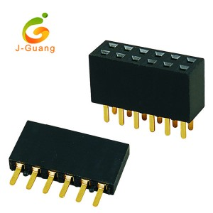 JG123-A Pitch 2.54mm Forming Type Female Header Pins