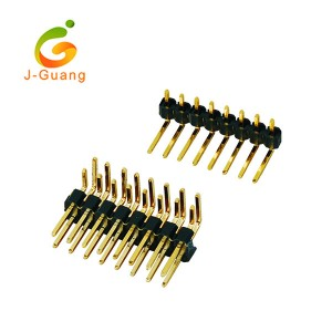 Competitive Price for Chip Socket - Pin Header JG122, 2.54mm right angle Header Connectors – J-Guang