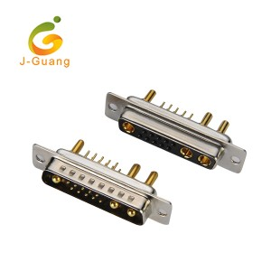 Good Wholesale Vendors Breadboard - D-SUB, JG134-O, machine pin d-sub dip type(10+3) 13w3 – J-Guang