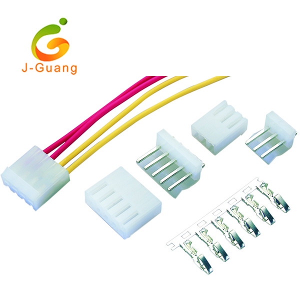 Reasonable price Mini Breadboards - JG172 3.96mm Male Female Terminal Jst CPU Connectors – J-Guang