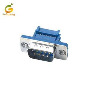 JG136 IDC D-sub 9Pin Male Connector