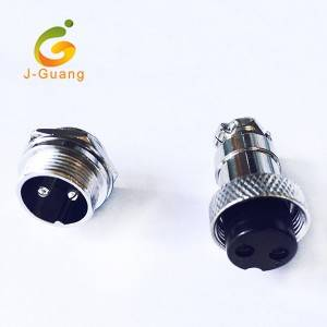 2p 3p 4p 5p 6p 7p 8p 9p 10pin GX16 M16 female connector pins