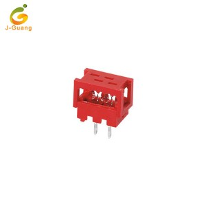 JG115-B 1.27mm Male Red IDC Connector