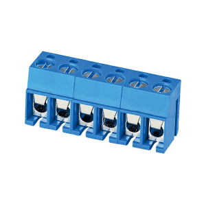 5.0mm 7.5mm Pitch – screw Blue PCB Screw Terminal Block Connector