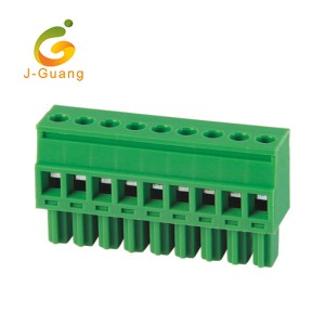 Factory Supply Plastic Reflectors - pluggable terminal block, 2EDGKA-3.5 3.81, 15EDGK, plug-in terminal blocks – J-Guang