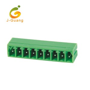 Factory wholesale Gx12 - 2EDGR-3.5 3.81 Close Right Angle Type Euroblock Connectors – J-Guang