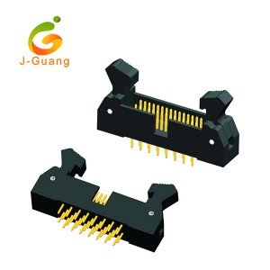 JG111-C DC4 Connector Shrouded Header