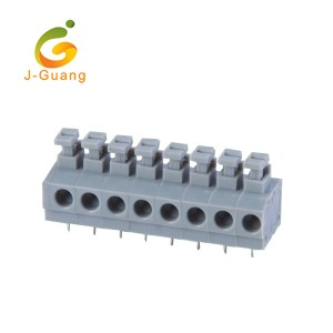 235-3.81 5.0 3.81mm 5.0mm Spring Clamp Terminal Block