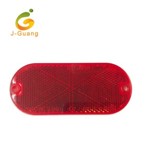 JG-J-06 Truck Reflectors with Mounting Holes Adhesive Backing