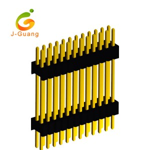 One of Hottest for Truck Reflectors - JG131-K Factory Price 1 to 40pin 1.27mm Pitch Pin Header – J-Guang