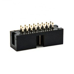 Factory Supply 2.54mm 2.0mm Straight 2x8P 16Pin Box Header