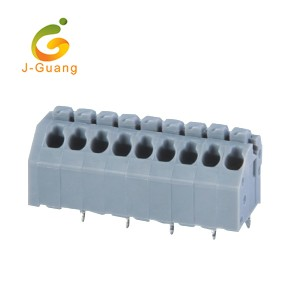 250-2.5 2.54 OEM ODM 3 Pin Spring Terminal Blocks