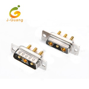 Hot New Products Electric Terminal Blocks - D-SUB, JG134-R, machine pin d-sub dip type(2+1) 3V3 – J-Guang