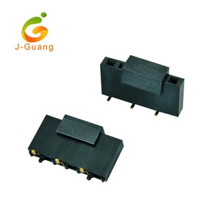 JG123-P 2.54mm Single Row Smt Type H=8.5mm/5.0mm Female Header