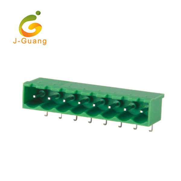 Big discounting Db9 Backshell - 2EDGRC-5.0 5.08 Close Right Angle Type Green Terminal Blocks – J-Guang