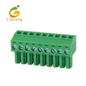 Good Wholesale Vendors Breadboard - pluggable terminal blocks, 2EDGK-3.5 3.81, terminal connectors, phoenix contact pluggable terminal blocks – J-Guang