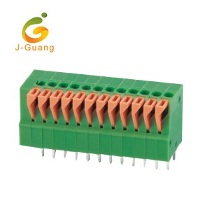 Factory source Idc Connectors - Good quality China Mcs Terminal Block 3.5/3.81/5.0/5.08mm Pitch – J-Guang