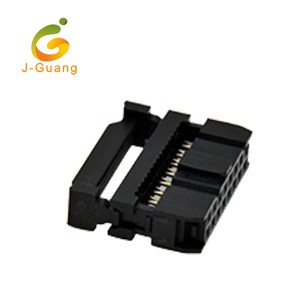 OEM/ODM Supplier Din Rail Terminal Blocks - Reasonable price for S102z054-130+ Substitute Brand Female Plug S102 S103 S104 S105 Series 2 3 4 5 6 7 8 9 12 16 19 27 Pin Circular Connector – J-...