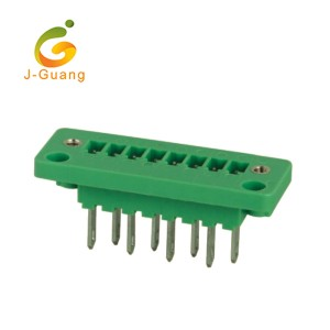 Factory wholesale Board To Board Connectors - pluggable terminal block, 2EDGWB-3.5 3.81, euroblock connectors – J-Guang