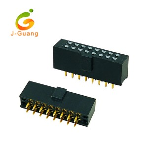 JG123-B Pitch 2.54mm Type Female Connectors