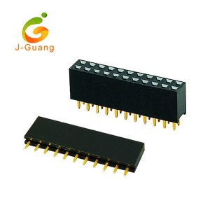 OEM China Box Header - Fast delivery Ethernet Female Connector Modular Jack 8p8c Smt Rj45 Socket – J-Guang