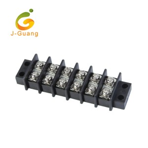 69-11.0 11mm Double Row Barrier Strip Electrical Terminal Block