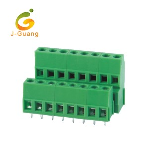 128B-5.0 5.08 Rising Clamp Electronic connector PCB Screw Terminal Block