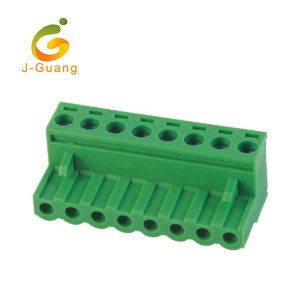 PriceList for Pedestrian Safety Reflectors - Factory Cheap Tb-3503 Panel Mounted 600v 3 Pole 35a Ac Terminal Block Connector – J-Guang