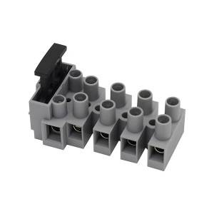 Wholesale grey feed through fuse terminal block connector