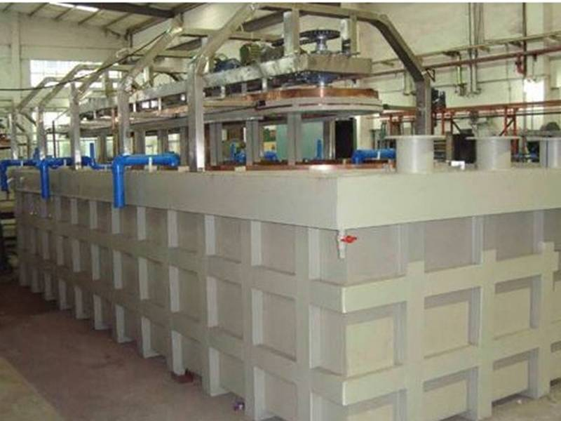 Hot sale Barrel Plating Rack Plating Line For Zinc-ni Alloy Featured Image