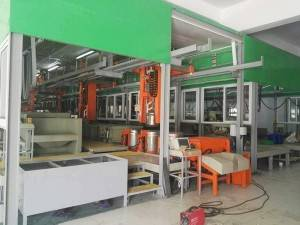 Automatic passivation equipment