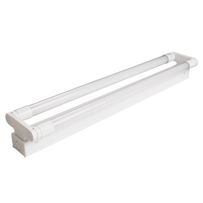 Professional Design Big Sale Of Strong Led Tri-proof Tube Light Clear Cover Ip69k Ip67 18w/36w/50w 2f/4f/5f