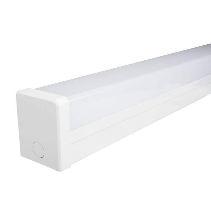 Manufacturer for Indoor Linear Led Batten Light Fitting,Linear Led Light 4ft,Wide Led Tube Light 120cm/1200mm 3 Years Warranty Featured Image