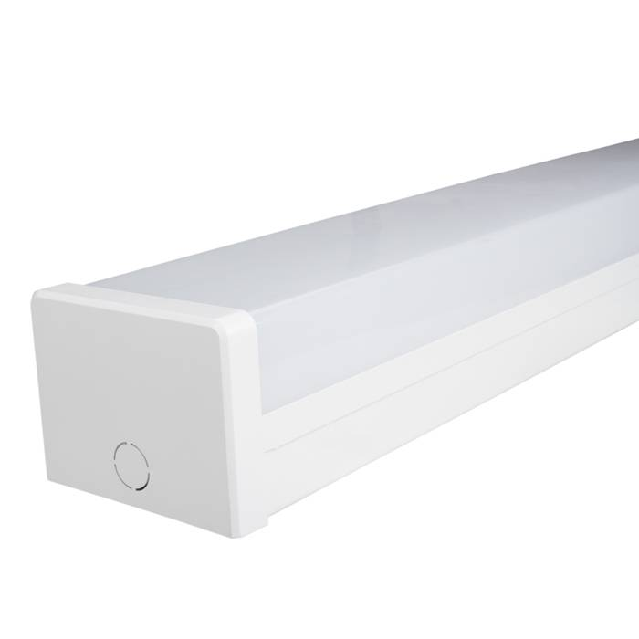 Manufacturer for Indoor Linear Led Batten Light Fitting,Linear Led Light 4ft,Wide Led Tube Light 120cm/1200mm 3 Years Warranty