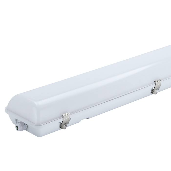 School Led Tube Lamp Divided Body Led Waterproof Fitting