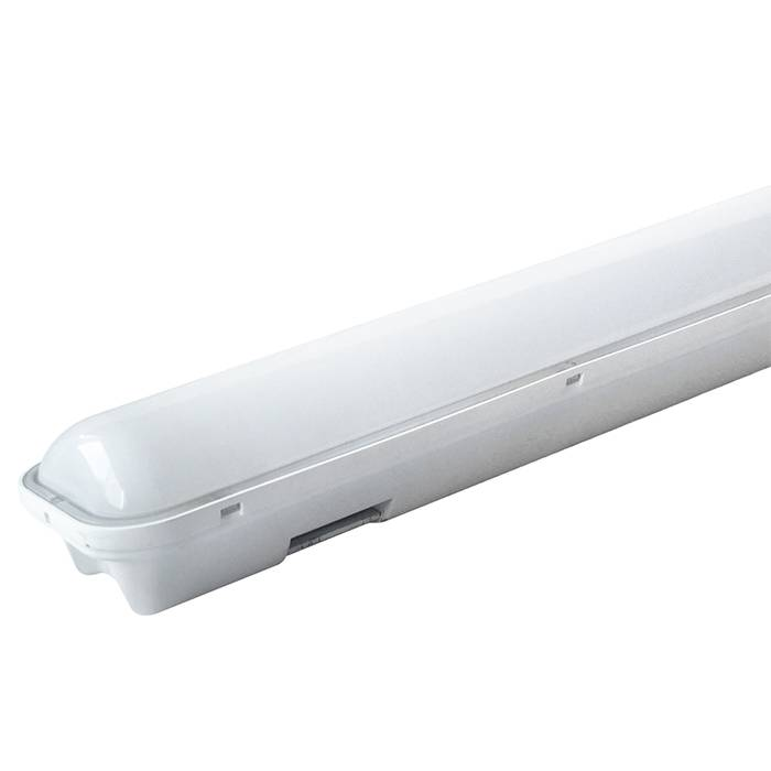 Subway Ticket Office Led Light Integrated Led Waterproof Fitting Featured Image