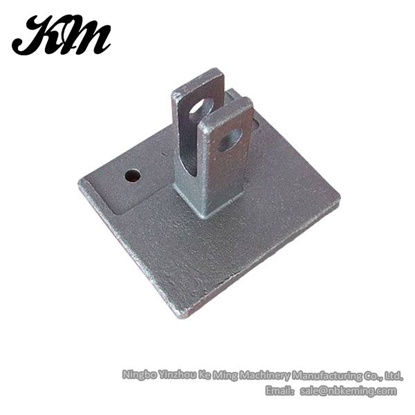 High Quality Precision kuglegrafit Jern