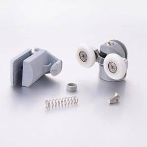 HS003 shower door roller with hook